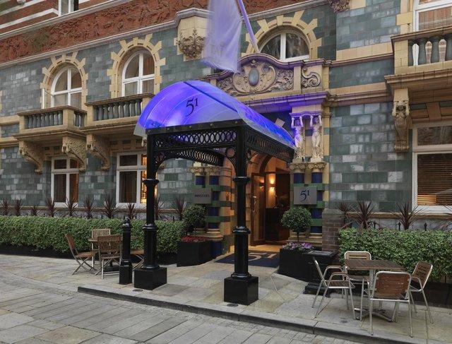 I migliori hotel di Londra