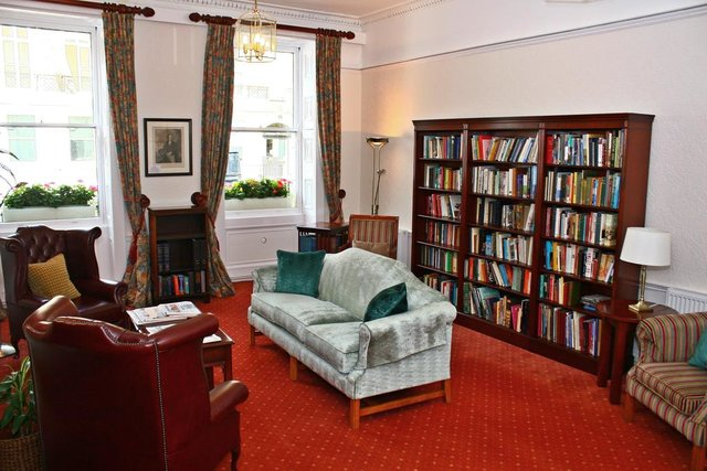 B&B a Russel Square