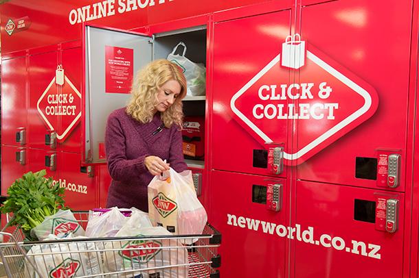 Spesa online a Londra: Click & Collect alla stazione della metro