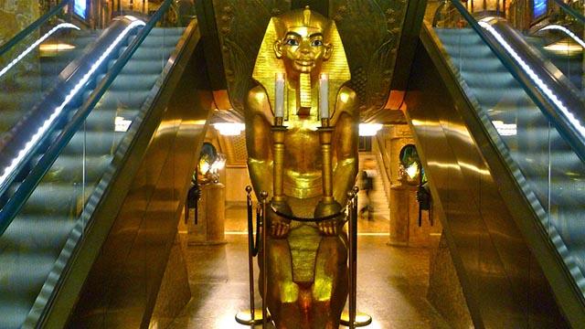 tempio del lusso