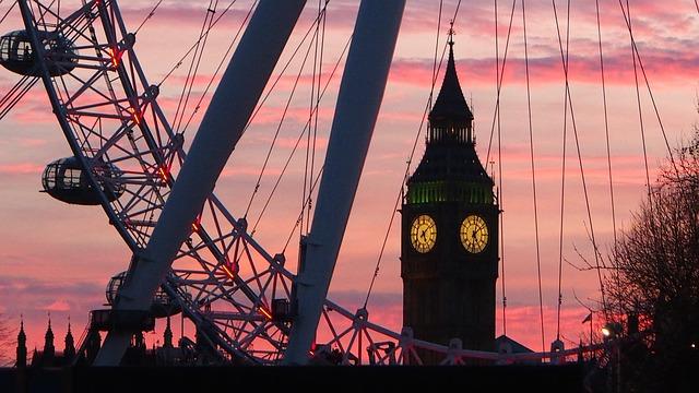 trasferirsi a Londra con figli