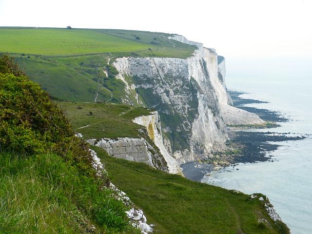 Kent Bianche scogliere di Dover