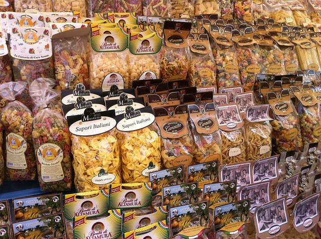 Italian shop: welcome to the realm of pleasure