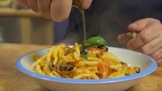 Ligurian trofie | Liguria | Italian recipes