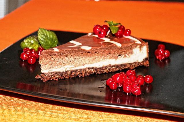 Triple chocolate cheesecake | Italian recipes