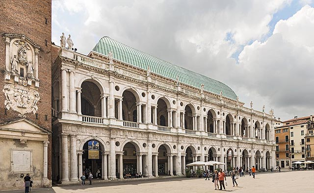 Vicenza territory: the heart of art in Veneto