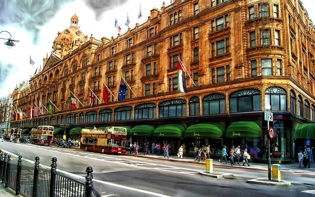 Magazzini Harrods, lo shopping di lusso a Londra | The Italian Community