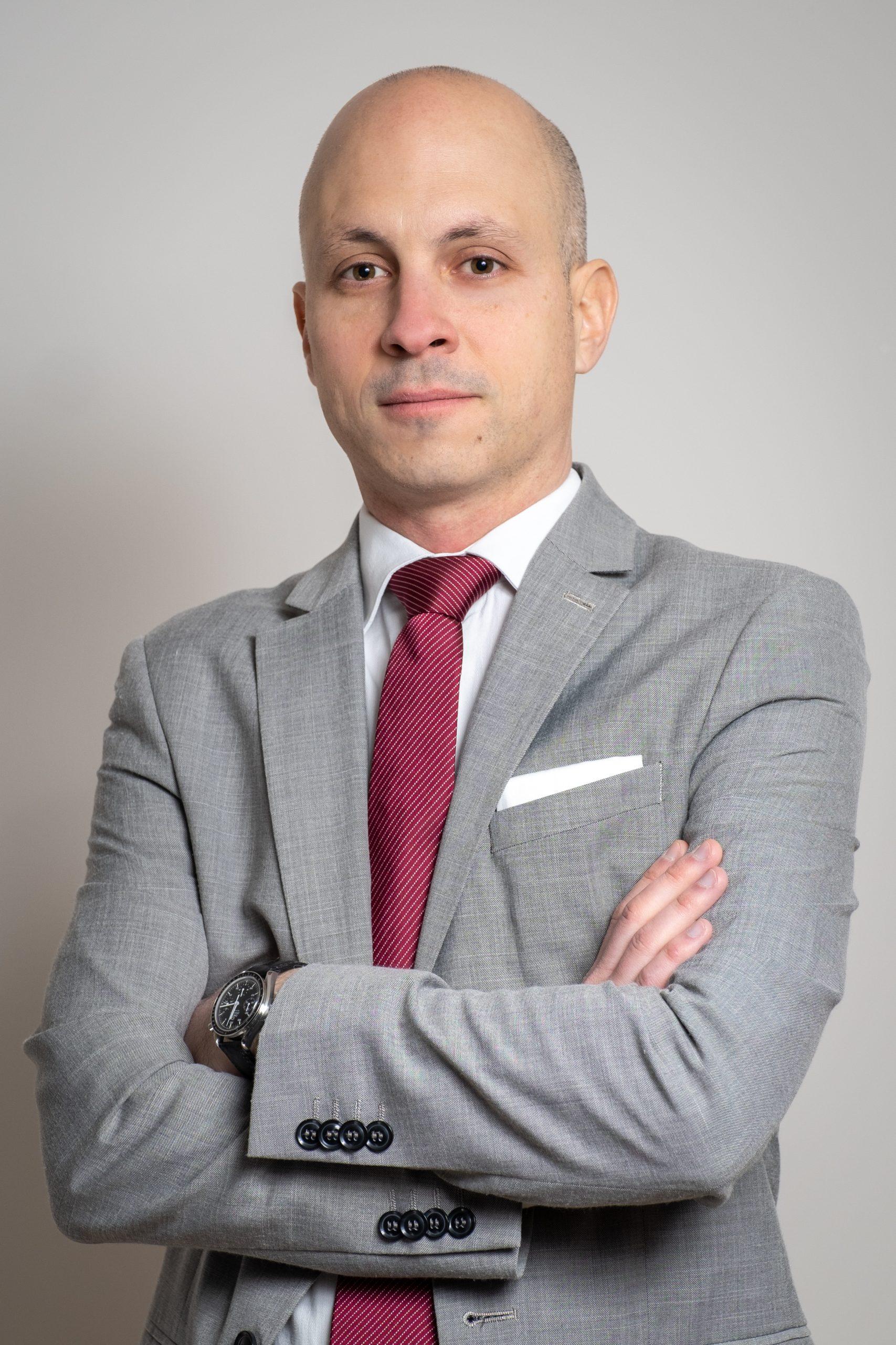 Gastroenterologo italiano a Londra specializzato in endoscopia digestiva