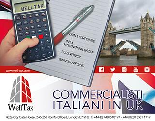 commercialisti italiani a londra