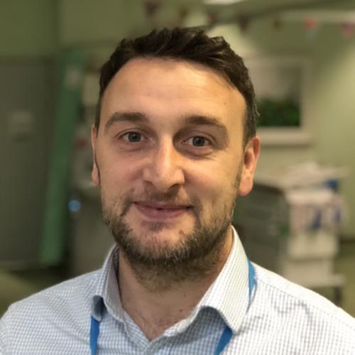 Dr Simone Speggiorin | Paediatric and congenital cardiac surgeon | Dottore London